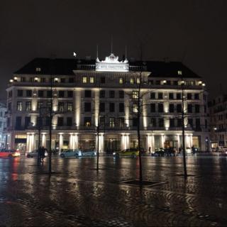Referat fra Chapitre på Hotel d'Angleterre i København