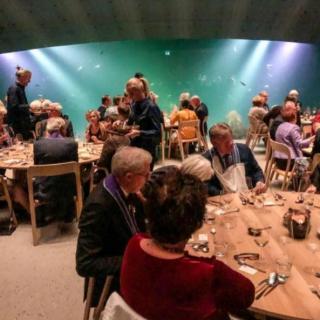 Bailliage de Sørlandet gratulerer Under med Michelinstjerne