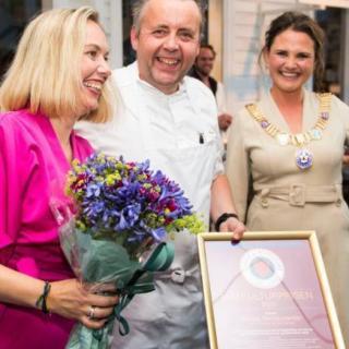 Torill og Sven Erik Renaa er tildelt Matkulturprisen for 2020 i dag ifm Gladmaten i Stavanger.