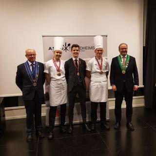 Referat fra uttak til Norgescup for lærlinger i Stavanger 2021, i Trondheim 24. og 25. oktober 2020