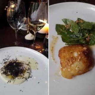 Referat fra Lʹordre Mondial arrangement - Winemakers dinner på BA 53 13. april