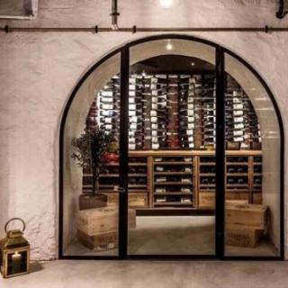 Referat fra Bailliage d'Oslos vinsmaking i vinkjelleren på Grand Café