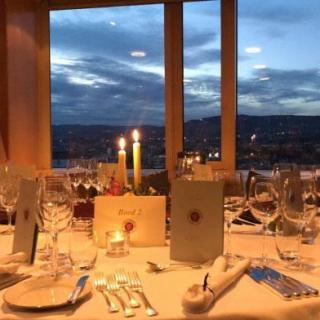 Referat fra Bailliage d'Oslos Grand Dîner på Radisson Blu Plaza Hotel