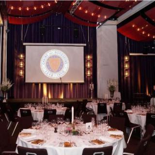 Referat fra Grand Chapitre 2016 - Grand Dîner på Radisson Blu Royal Garden Hotel