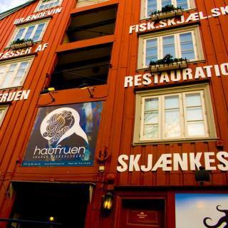 Referat fra Bailliage de Trøndelags Dîner Amical på Havfruen Sjømatrestaurant