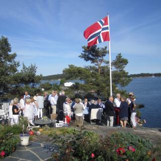 Referat fra Bailliage de Sørlandets sommerarrangement