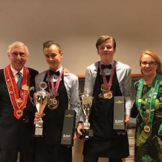 Statholdergaarden tok rent bord på Oslo Akershus Cup 2018