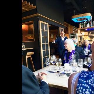 Referat fra Bailliage de Rogalands Diner Amical