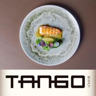 Referat fra Bailliage de Rogalands Dîner Amical på Tango