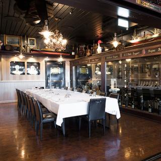 Referat fra L'Ordre Mondial coctailmiddag med Palmer på Louise Restaurant onsdag 8. juni
